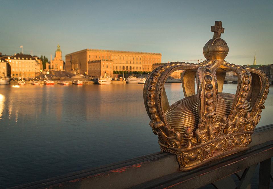 Königliches Stockholm, das schwedische Königshaus
