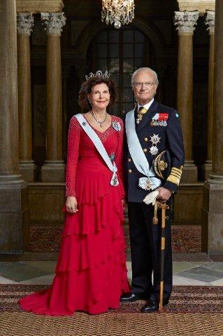 Königin und König