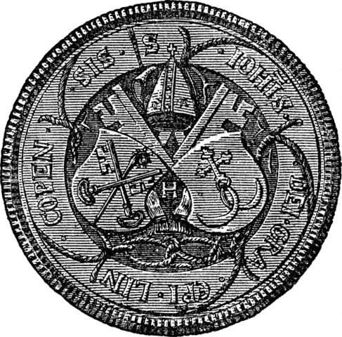 Siegel des Hans Brask