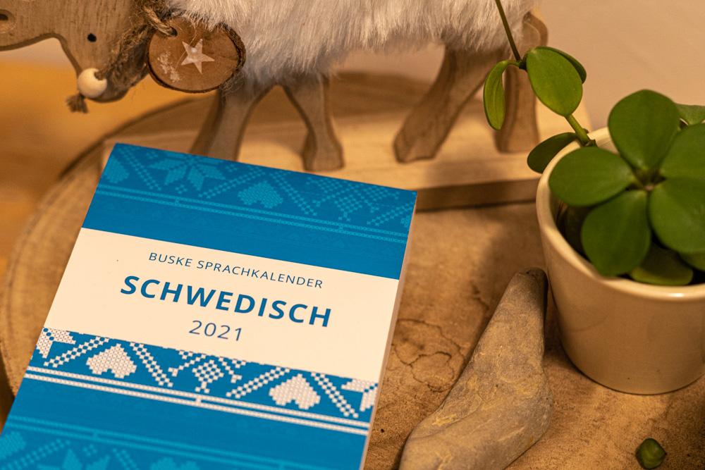 Schwedisch Sprachkalender 2021 Buske Verlag