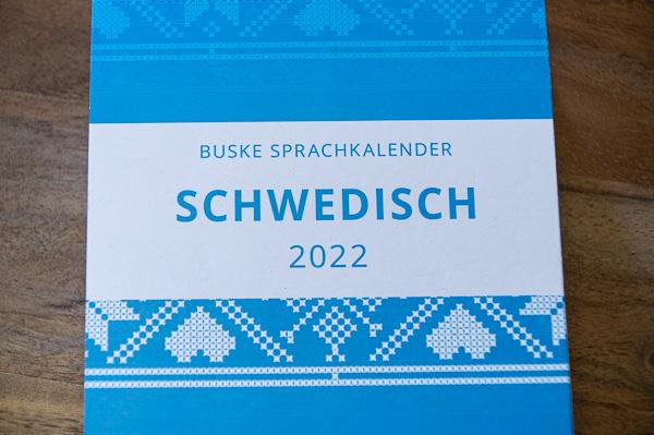 Sprachkalender Schwedisch