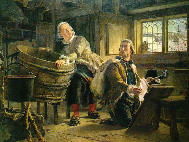 Gustav Vasas Abenteuer in Dalarna