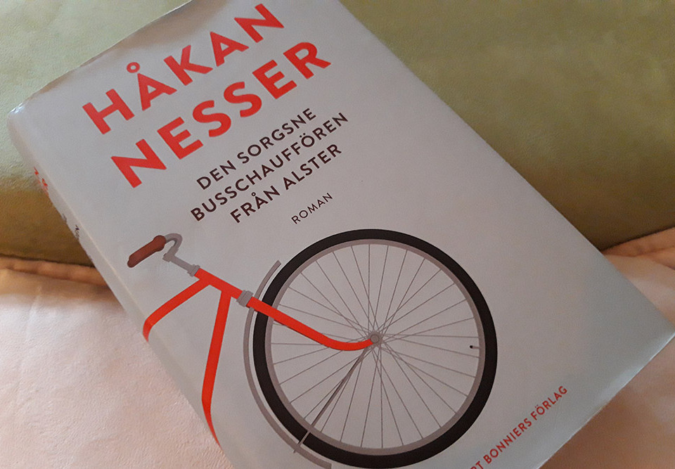 Håkan Nesser: Den sorgsne busschauffören från Alster; auf deutsch: Barbarotti und der schwermütige Busfahrer