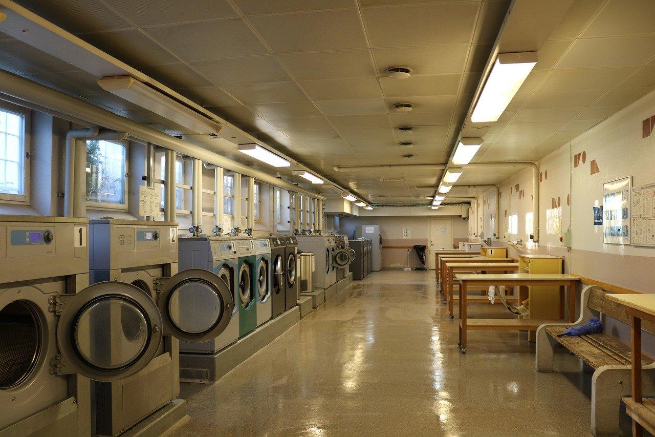 Der Ort, an dem die Schweden streiten – die Waschküche