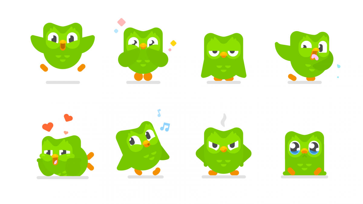Duolingo - Maskottchen