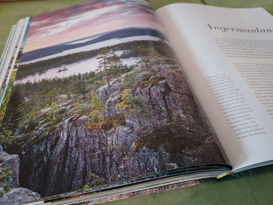 Schweden entdecken mit Kronprinzessin Victoria - Blick ins Buch