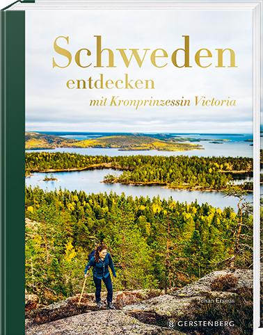 Cover zu Schweden entdecken mit Kronprinzessin Victoria