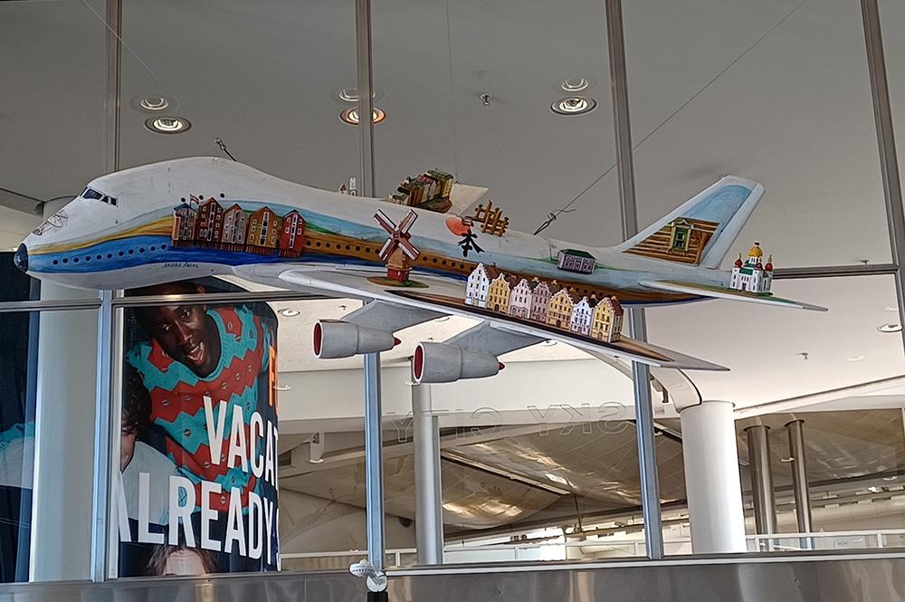 Flughafen Arlanda, Stockholm