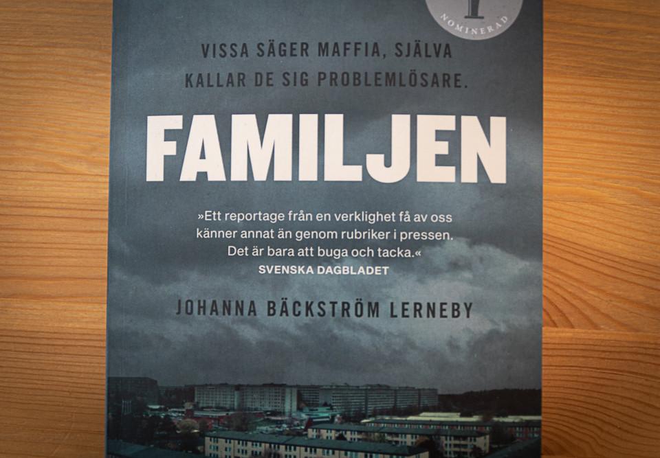 Familjen - Cover der spannenden Reportage